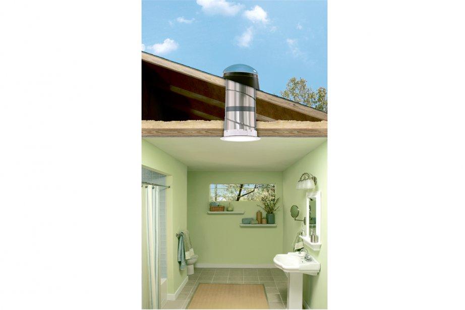 puits de lumi re tubulaire la lumi re au bout du tunnel laurie richard immobilier. Black Bedroom Furniture Sets. Home Design Ideas