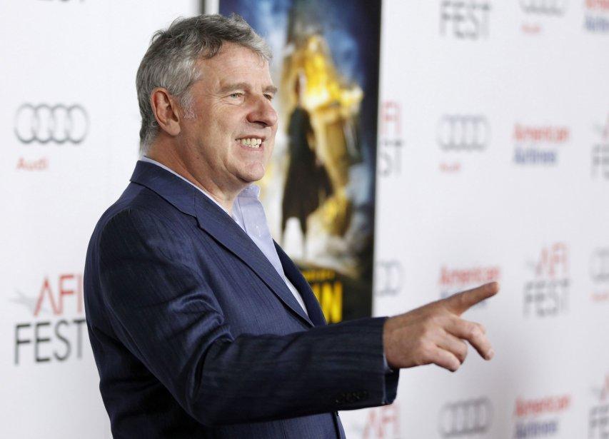Le producteur Stéphane Sperry. | 27 juillet 2012