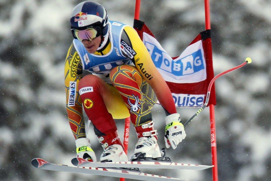 Le champion du monde de descente Erik Guay... (Photo: Reuters)