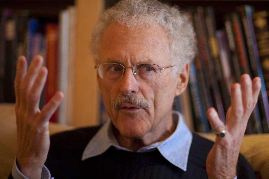 À 70 ans, Jake Eberts ne songe toujours... (Photo André Pichette, La Presse)