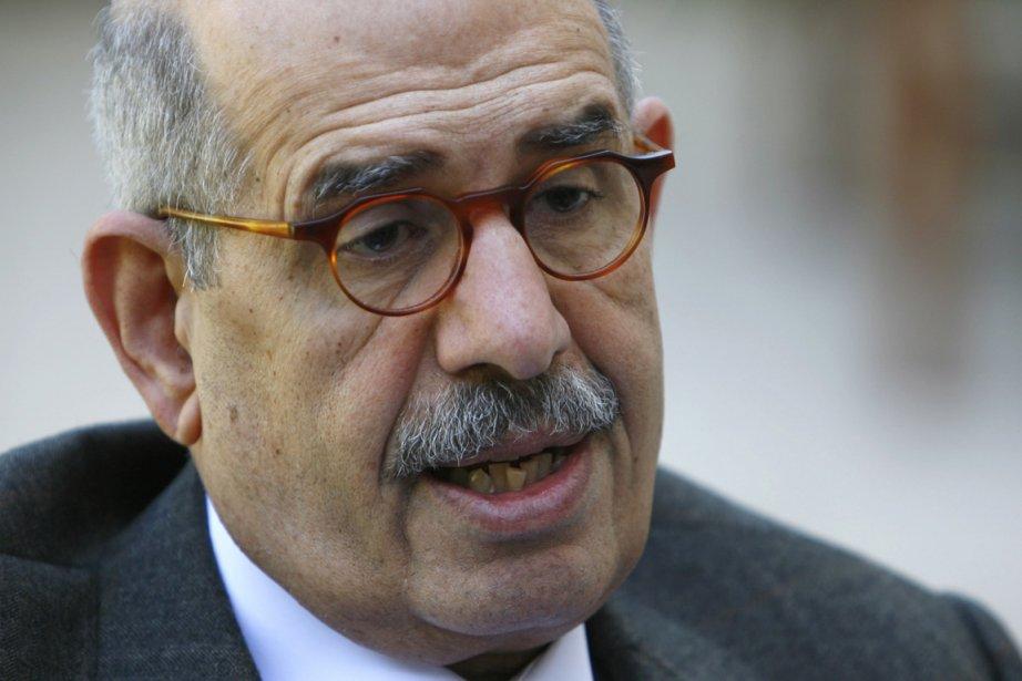 Mohamed ElBaradei... (Photo: Asmaa Waguih, Reuters)
