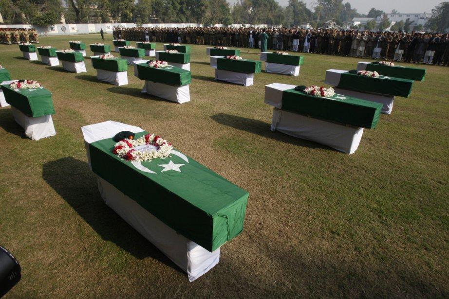 Il s'agit de la pire bavure de la... (Photo: Mohammad Sajjad, AP)
