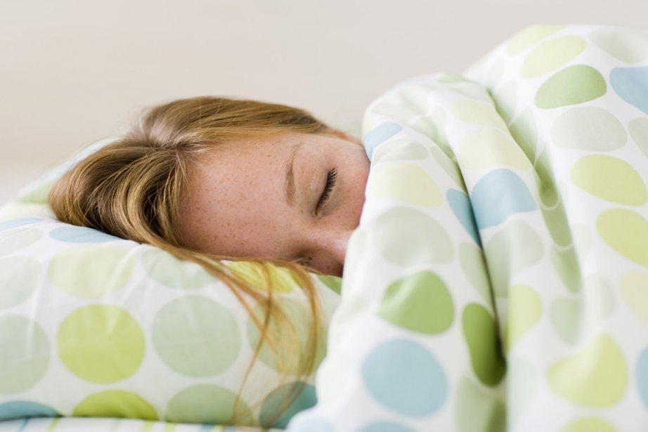 L'apnée du sommeil est une obstruction des voies respiratoires... (Photos.com)