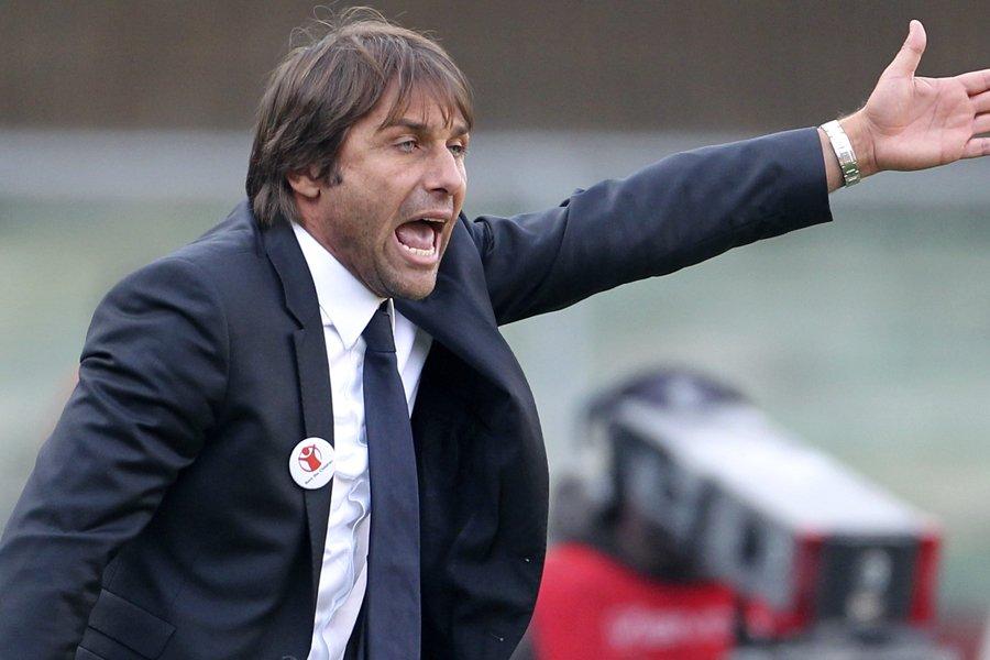 L'entraîneur de la Juventus de Turin, Antonio Conte.... (Photo: Reuters)