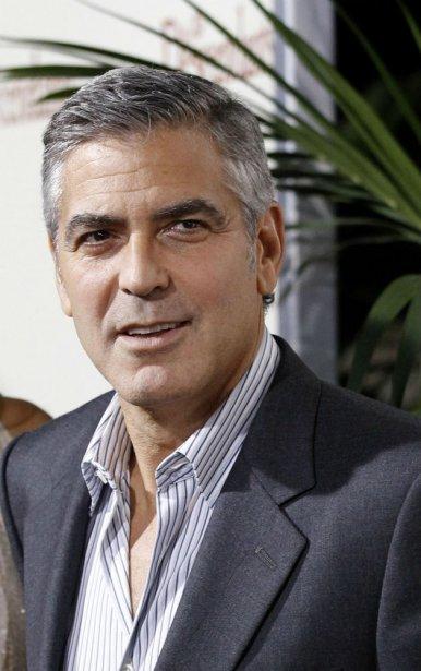 George Clooney, acteur | 27 juillet 2012
