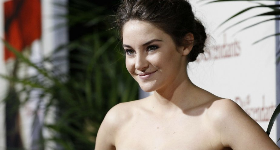 Shailene Woodley, actrice... | 2012-07-27 00:00:00.000