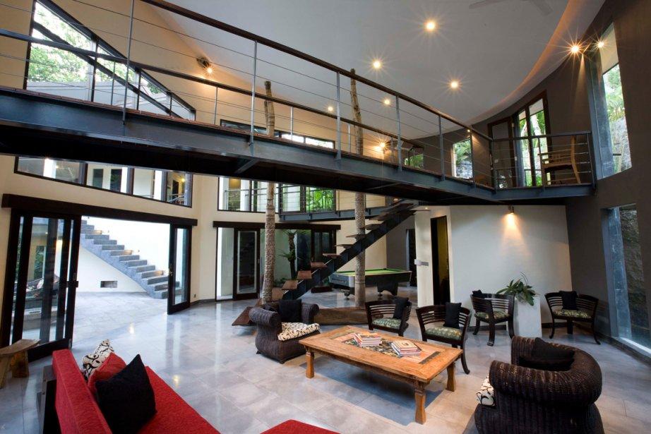 Changes de maisons de luxe sophie gall immobilier for Maison de luxe plan