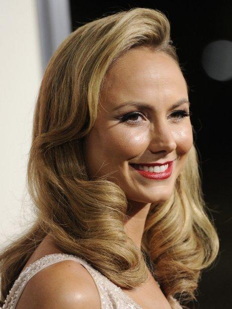 Stacy Keibler, actrice. | 27 juillet 2012