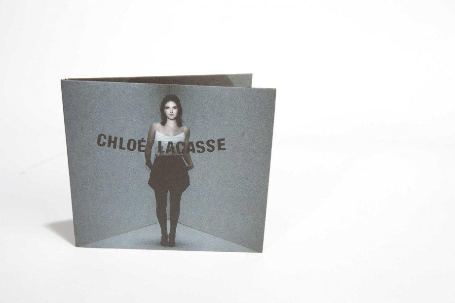 Chloé Lacasse, <i>Chloé lacasse</i> (Photo Olivier Pontbriand, collaboration spéciale)