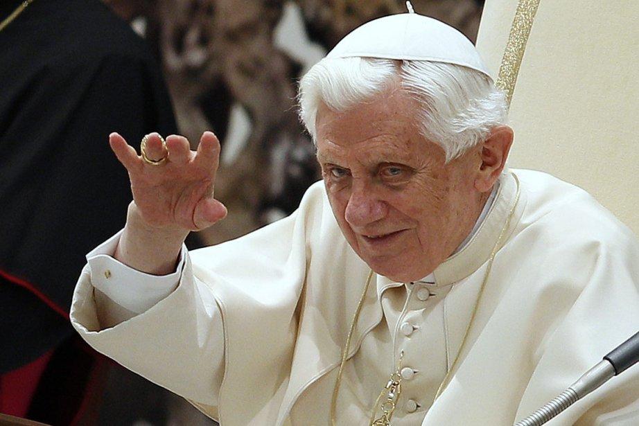 Le pape Benoît XVI... (Photo: Reuters)