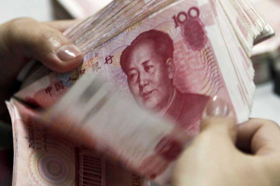 Pour 2012, Pékin a annoncé «une politique monétaire... (Photo AP)