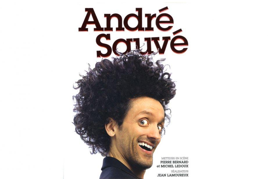 André Sauvé... (André Sauvé)