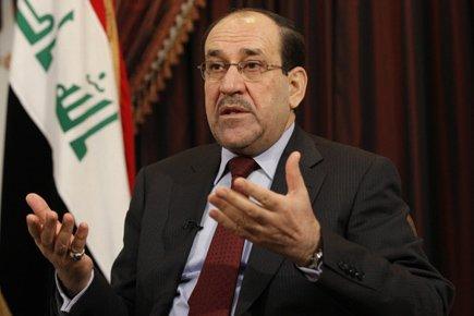 Nouri al-Maliki... (Photo: AP)