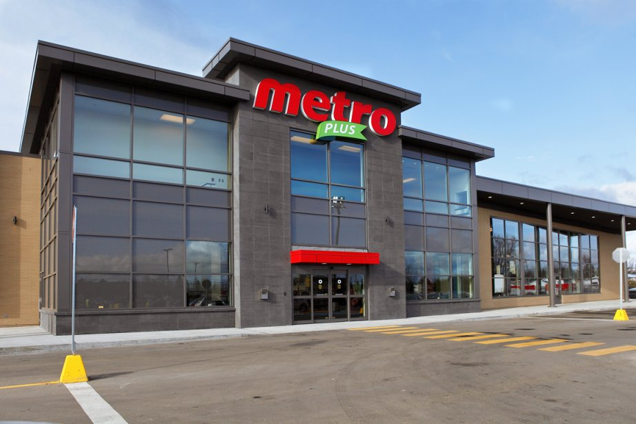 «Metro est un chef de file en alimentation... (Photo fournie par Metro)