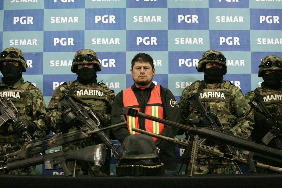 Raul Lucio Hernandez Lechuga, alias «El Lucky»», faisait... (Photo: Bernardo Montoya, Reuters)