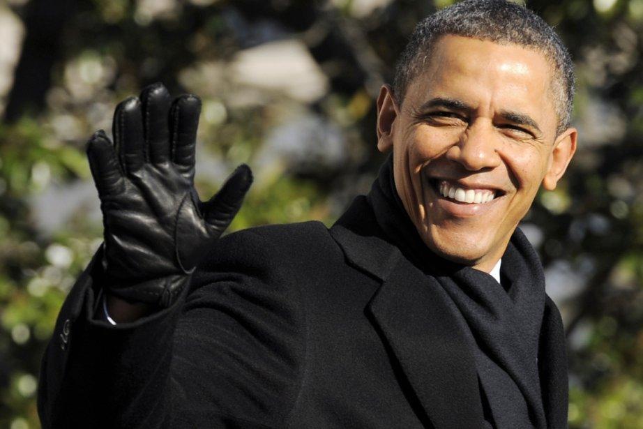 Le président américain Barack Obama.... (Photo: Mike Theiler, Reuters)