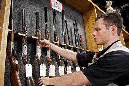 La loi sur l'abrogation du registre des armes... (Photo: PC)