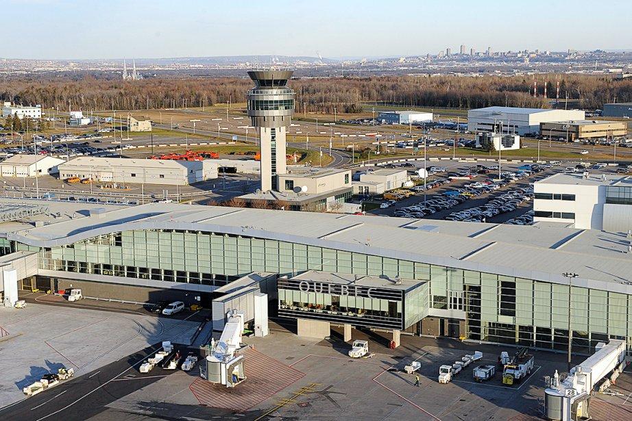 Aeroporto Quebec : Aéroport de québec m projets en attente