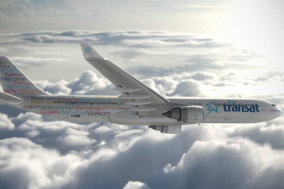 Les pilotes d'Air Transat se sont massivement... (Photo fournie par Transat A.T.)