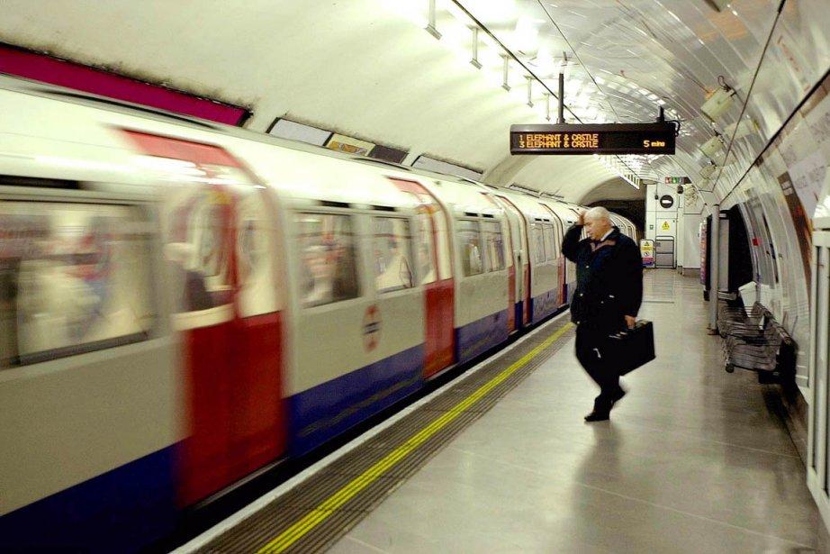 En 2009, seulement 22% des usagers du métro... (Photo: Adam Butler, Archives AP)