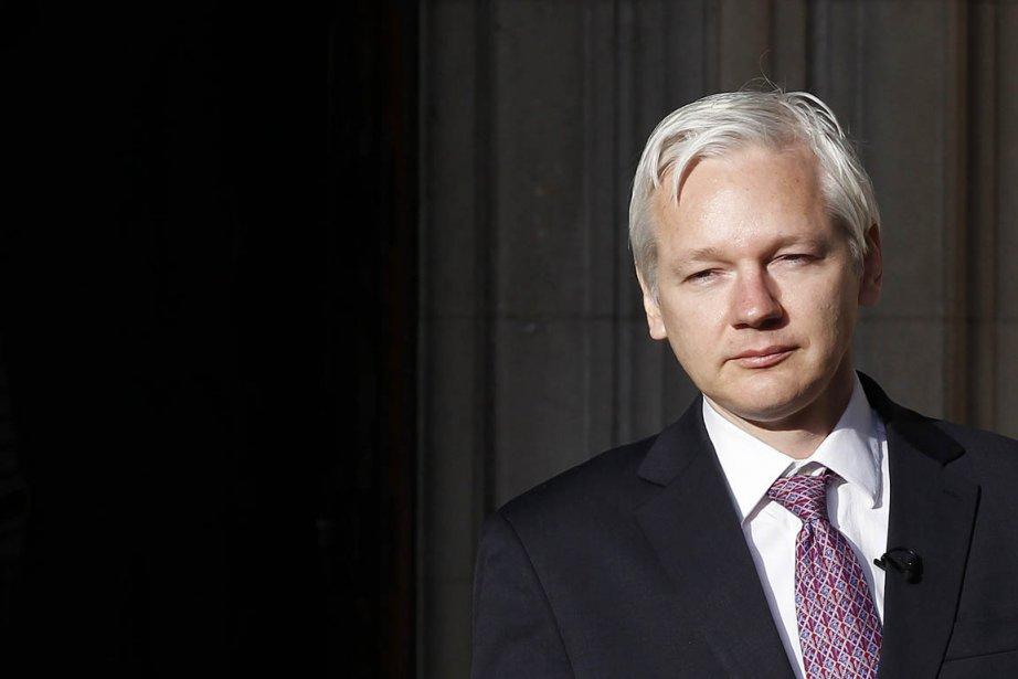 Le fondateur de WikiLeaks, Julian Assange.... (Photo: Stefan Wermuth, Reuters)