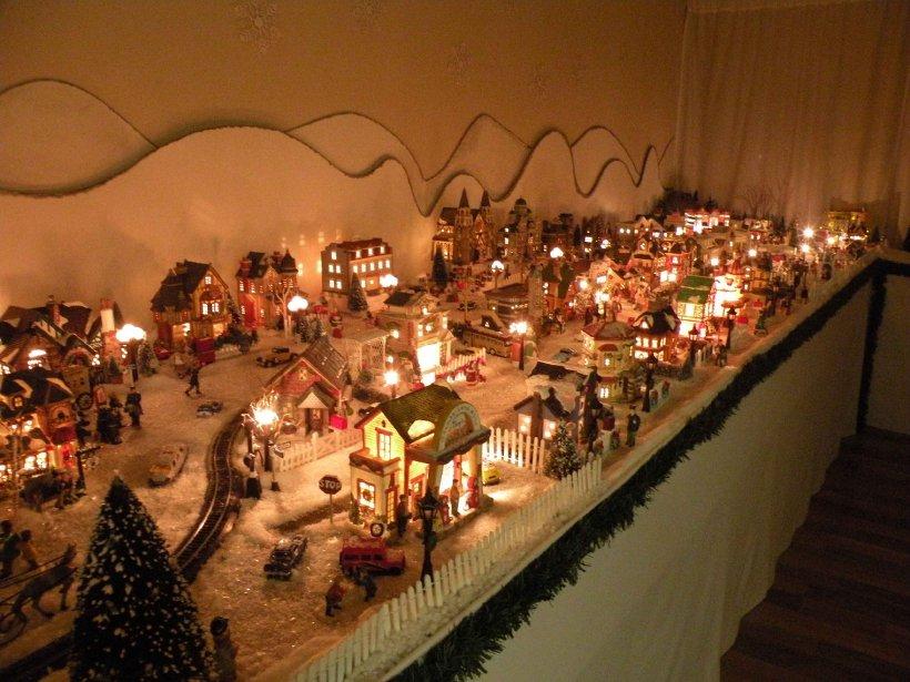 Une f te pour tous raymond gravell 39 auteur est pr tre dans le dioc se d - Decoration village de noel ...
