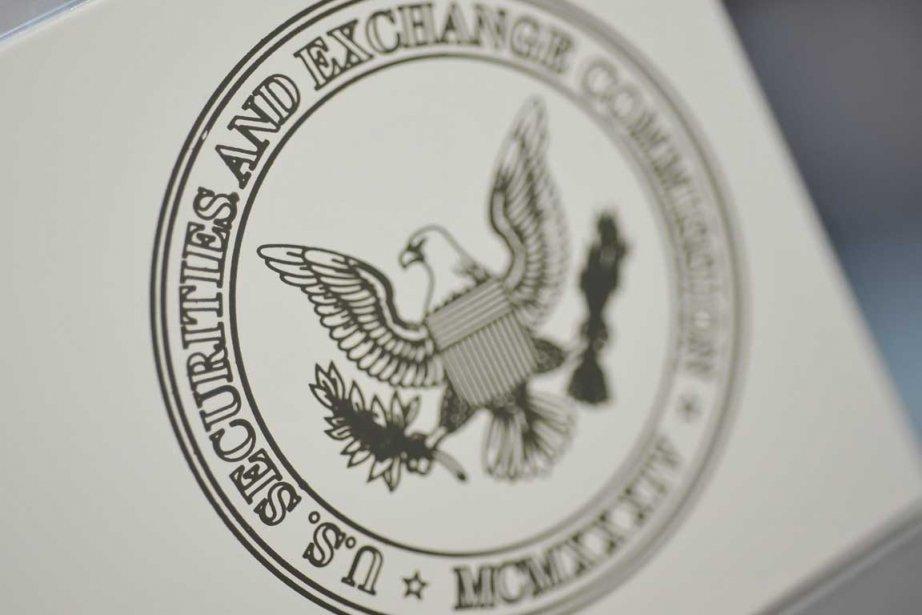 Le gendarme boursier américain (SEC) a annoncé vendredi avoir... (Photo Reuters)