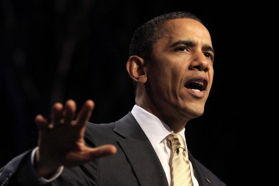 Le président américain, Barack Obama.... (Photo: KEVIN LAMARQUE, Reuters)