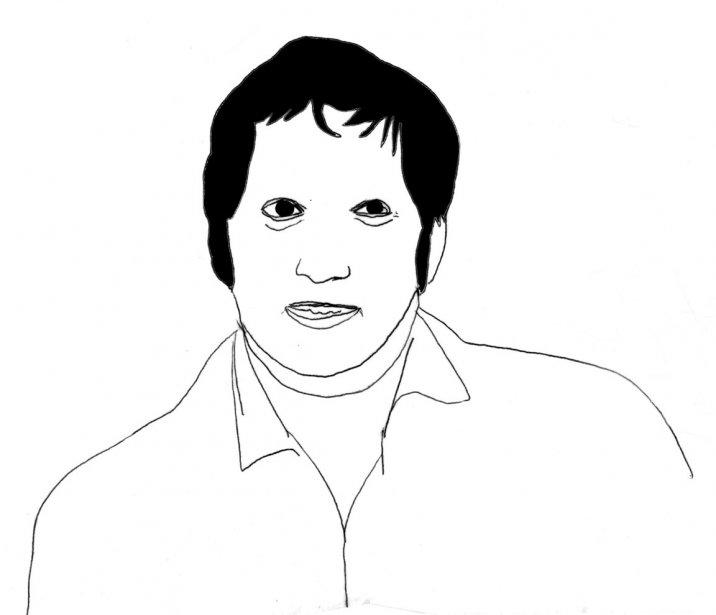 Robert Lepage (Illustration: Johan Batier, La Presse)