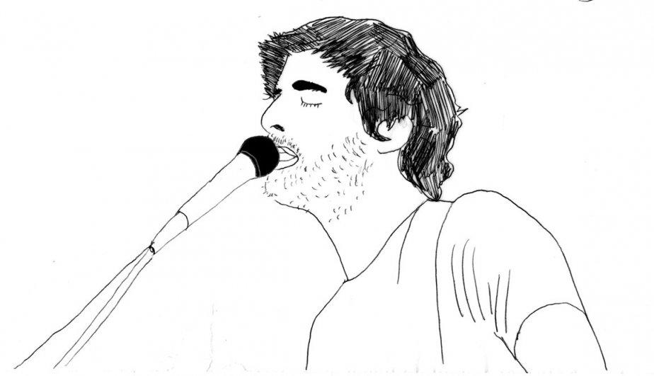 Karkwa (Illustration: Johan Batier, La Presse)