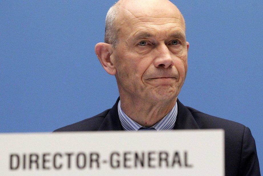 Pascal Lamy, directeur général de l'OMC, va quitter... (Photo: Reuters)