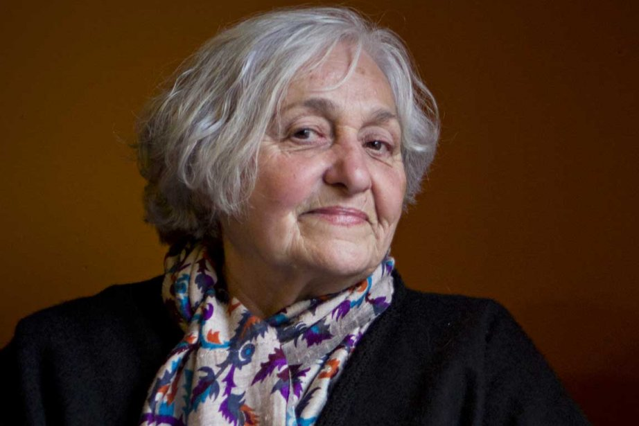 Andrée Ferretti... (Photo François Roy, La Presse)