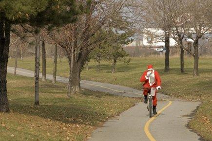 En 2006, cinq jours avant Noël, le père... (Photo: Alain Roberge, archives La Presse)