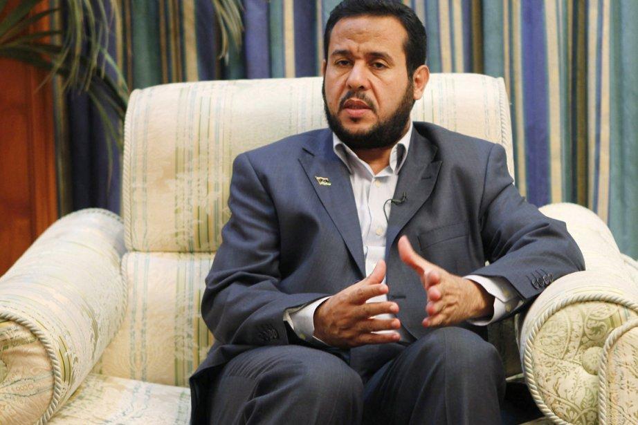 L'actuel chef du Conseil militaire de... (Photo: Youssef Boudlal, Reuters)