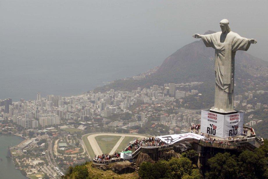 Près d'un chrétien sur deux (48%) vit dans... (Photo: Shana Reis, Reuters)