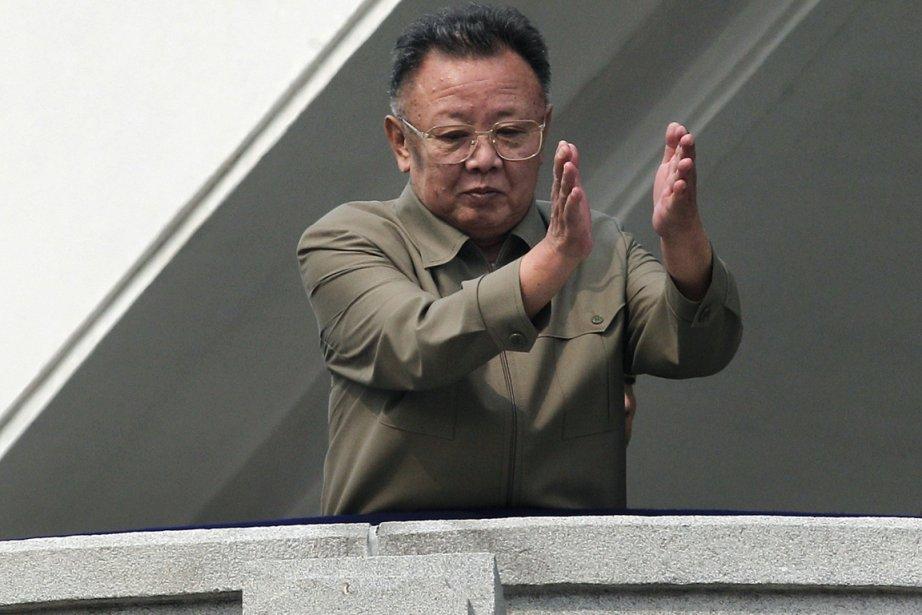 L'homme fort de Pyongyang Kim Jong-il est décédé... (Photo: Vincent Yu, AP)