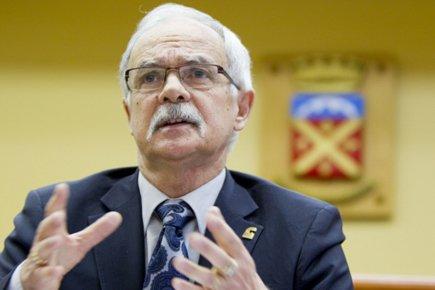 Le maire Gilles Pepin a dénoncé un groupe... (Photo: Alain Roberge, La Presse)