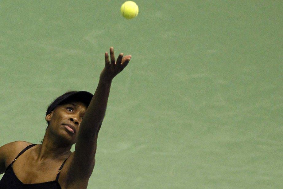 Venus Williams... (Photo: ALESSANDRO GAROFALO, Reuters)