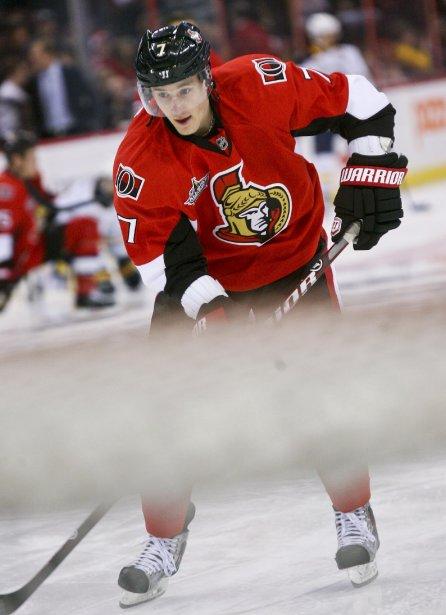 Kyle Turris | 20 décembre 2011