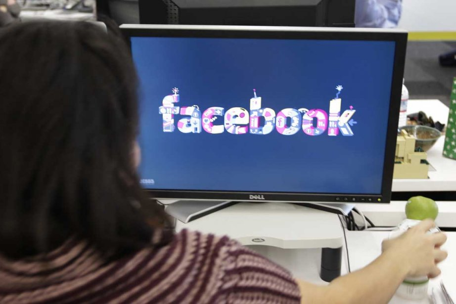 Le site internet de socialisation Facebook prépare son introduction... (Photo AP)