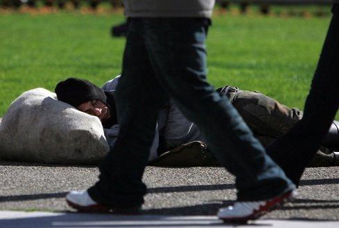 Les politiques publiques canadiennes pour réduire la pauvreté... (Photothèque Le Soleil)