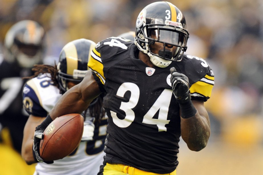 Rashard Mendenhall... (Photo: Don Wright, AP)