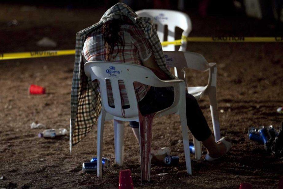 Le Sicario dit avoir commis des meurtres, mais... (Photo AP)