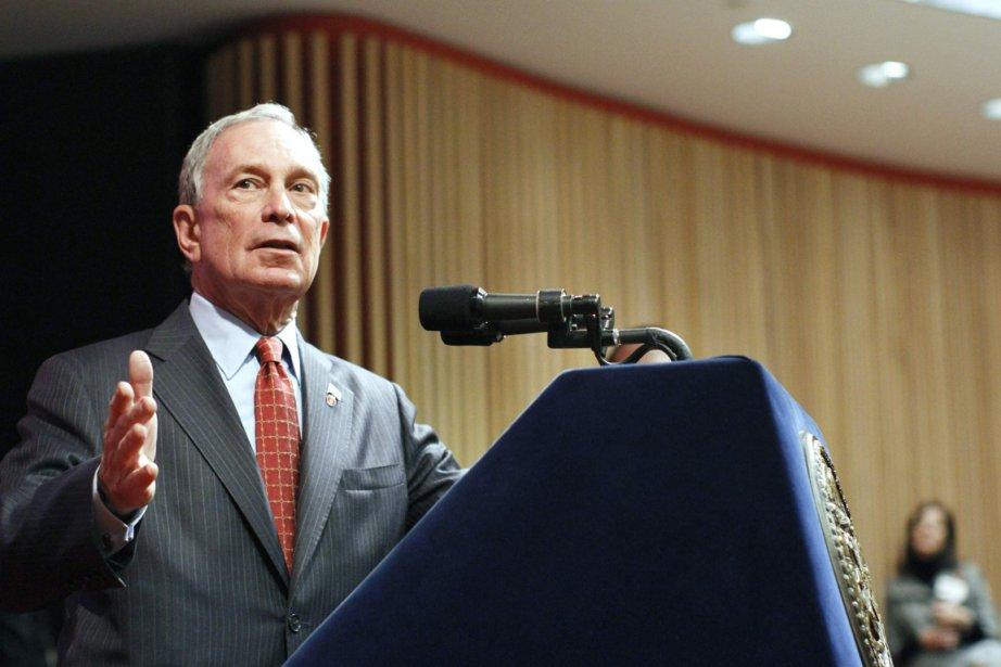 Le maire de New York, Michael Bloomberg.... (Photo: EDUARDO MUNOZ, Reuters)