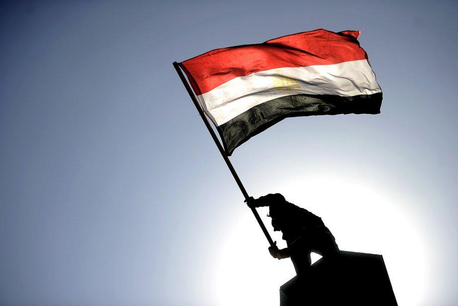 Au moins 13 gardes-frontière égyptiens ont été tués... (Photo: archives AFP)