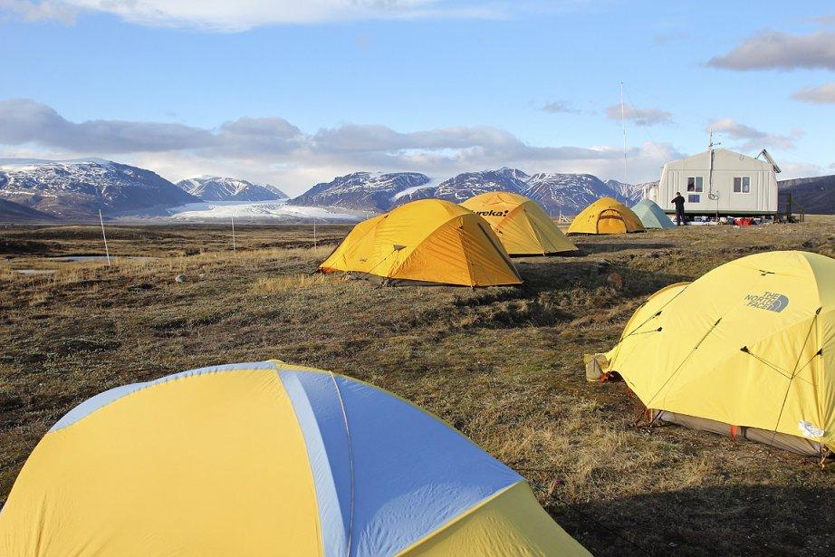 jobs d 39 t pour jeunes scientifiques en arctique cyberpresse. Black Bedroom Furniture Sets. Home Design Ideas