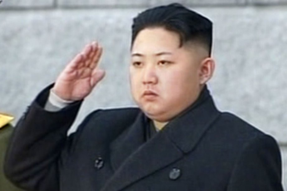 Kim Jong-un... (Photo: AFP)