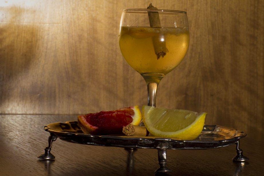 Une alternative au champagne pour célébrer le Nouvel... (Photo: André Pichette, La Presse)