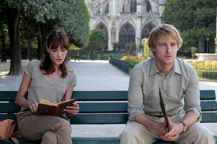 Scène du film Midnight in Paris de Woody... (Photo: Sony Pictures)
