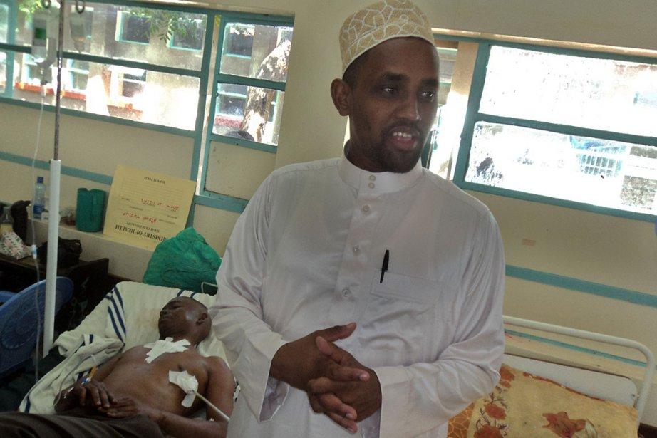 Le directeur provincial de la Santé publique, Mohamed... (Photo: AFP)